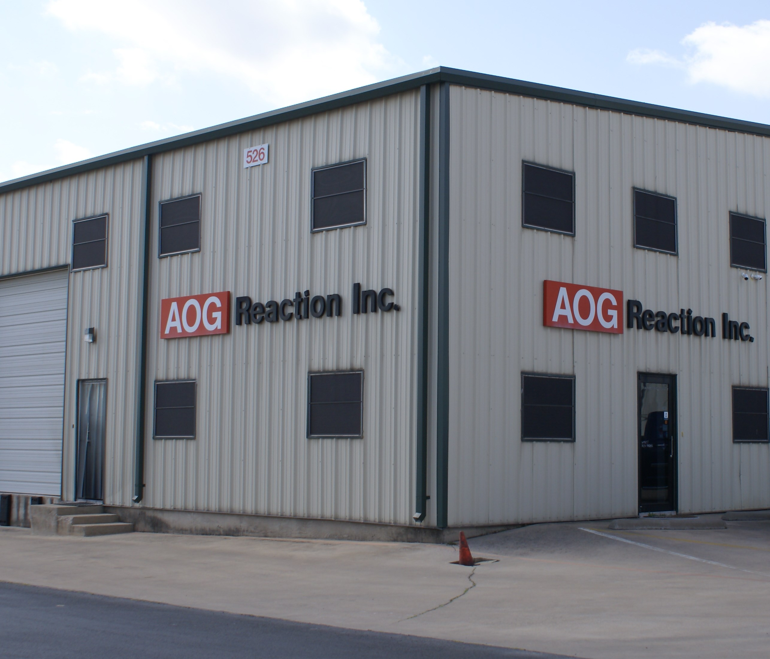 AOG Building